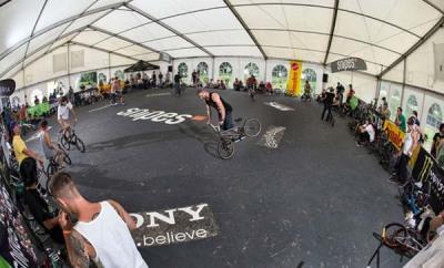 BMX Worlds Köln 2013.